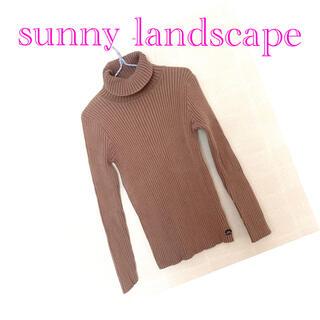 SunnyLandscape - sunny landscapeタートルネック