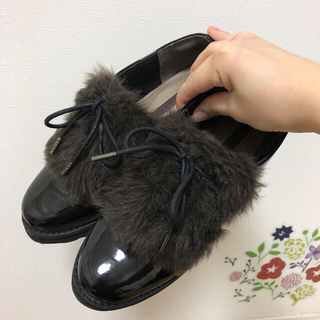 ジェリービーンズ(JELLY BEANS)のJELLY BEANS マニッシュシューズ(ローファー/革靴)
