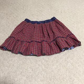 familiar - ファミリア リバーシブル スカート