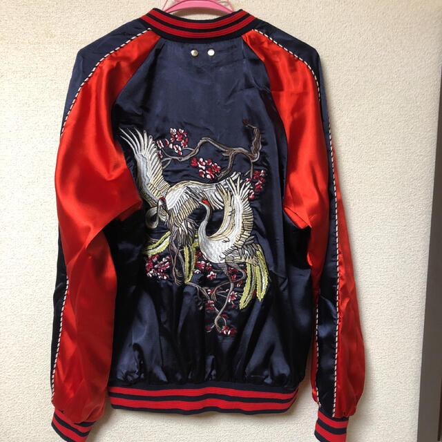 東洋エンタープライズ(トウヨウエンタープライズ)のスカジャン 刺繍 メンズのジャケット/アウター(スカジャン)の商品写真