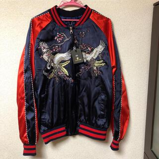 トウヨウエンタープライズ(東洋エンタープライズ)のスカジャン 刺繍(スカジャン)