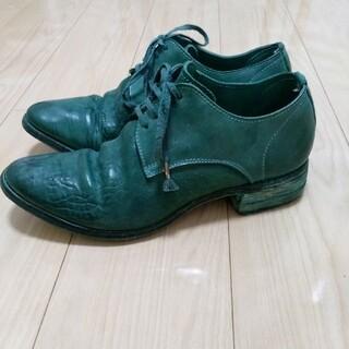 Carol Christian Poell - キャロルクリスチャンポエル(poell) ダービー 短靴 サイズ7