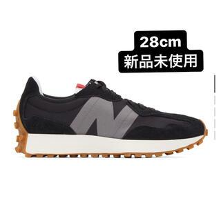 ニューバランス(New Balance)のMS327 ブラック グレー New Balance 28cm(スニーカー)
