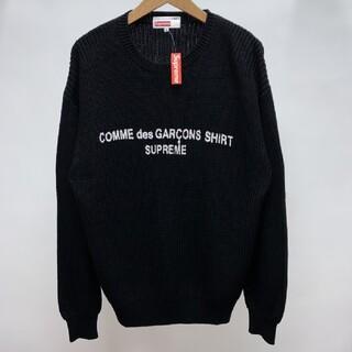 コムデギャルソン(COMME des GARCONS)の18FW【CDG&SUPREME】(ニット/セーター)