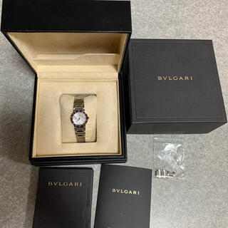 BVLGARI - ♡美品♡ブルガリブルガリ レディース腕時計⭐︎お値下げ可⭐︎