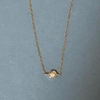 4℃ - 銀座ダイヤモンドシライシ  K10 ダイヤモンドブレスレット
