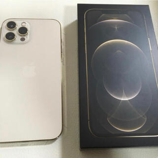 Apple - 新品同様/iPhone 12 Pro 512GB ゴールド SIMフリー