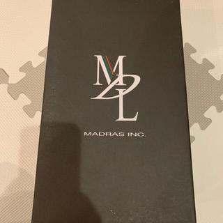 マドラス(madras)の新品未使用マドラス メンズビジネスシューズ 25㌢ 3E(ドレス/ビジネス)