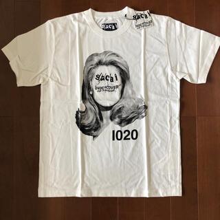 アンダーカバー(UNDERCOVER)のsacai コラボ 限定Tシャツ(Tシャツ/カットソー(半袖/袖なし))