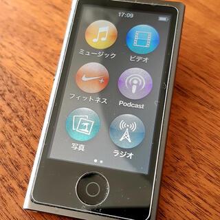 Apple - Apple iPod nano 16GB 第7世代 おまけ付き