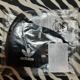 adidas - 【新品未使用】adidasフェイスカバー黒NS