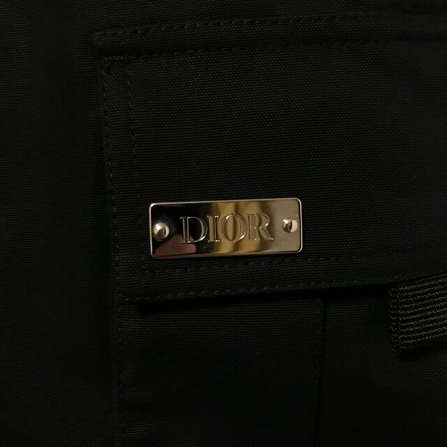 Dior(ディオール)の19AW Dior ディオール ベルクロテーパードカーゴパンツ キムジョーンズ メンズのパンツ(ワークパンツ/カーゴパンツ)の商品写真