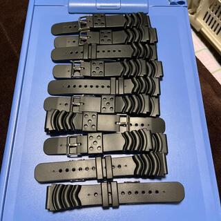 セイコー(SEIKO)のSEIKO seiko セイコータイプ ダイバーズウォッチ用 ウレタン 22mm(ラバーベルト)