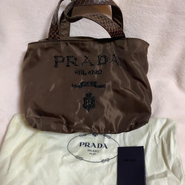 PRADA(プラダ)の激レア♡PRADA♡バッグ レディースのバッグ(ハンドバッグ)の商品写真