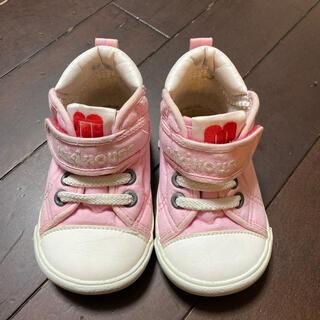 mikihouse - 子供靴  ミキハウス 13センチ