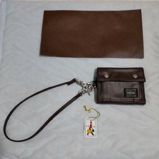 ポーター(PORTER)のPORTER FREE STYLE WALLET ポーター フリースタイル 財布(折り財布)