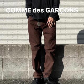 COMME des GARCONS - COMME des GARÇONS コムデギャルソン ワイドパンツ デニム