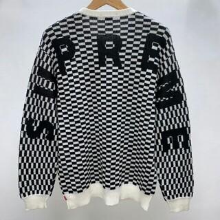Supreme - Supreme 20SS Back Logo Sweater