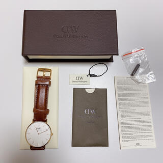Daniel Wellington - DW daniel wellington 腕時計 32mm レディース
