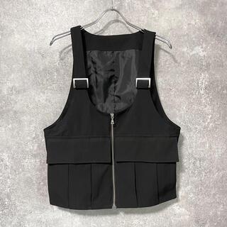 Maison Martin Margiela - vintage デザイン タクティカル ベスト ポケットベスト vest