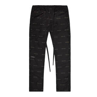 FEAR OF GOD - Fear Of God 6th All Over Print Pant