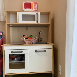 イケア(IKEA)のままごとキッチン(知育玩具)