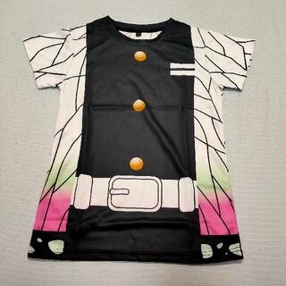 胡蝶しのぶ 鬼滅の刃 Tシャツ 140サイズ