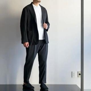 COMOLI - 【値下げ可】COMOLI コモリ ウール2Bジャケット & 2タックパンツ