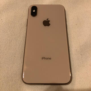 iPhone - iPhone XS 64 GB  SIMフリー ゴールド