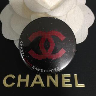 CHANEL - CHANEL 缶バッジ ココゲームセンター