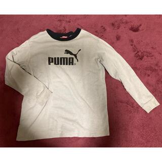 プーマ(PUMA)のプーマPUMA トレーナー 140 訳あり 男の子(Tシャツ/カットソー)