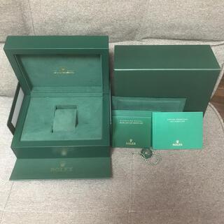 ロレックス(ROLEX)の【美品】ROLEX スカイドゥエラー 専用ボックス(その他)