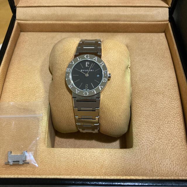 BVLGARI(ブルガリ)のBVLGARI ブルガリブルガリ 時計 BB26SS クオーツ 期間限定お値引き レディースのファッション小物(腕時計)の商品写真