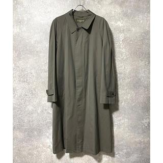 Maison Martin Margiela - vintage デザイン シルク ステンカラーコート トレンチコート ジャケット