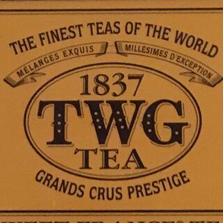 TWG コットンティーバッグ15袋お試し(茶)