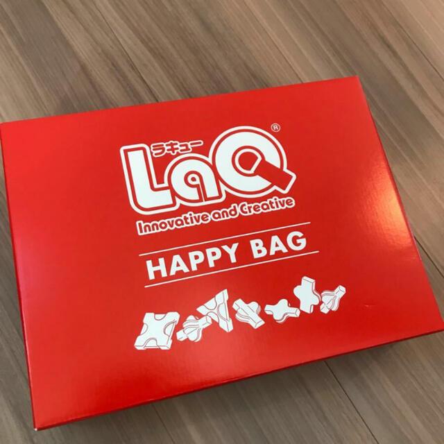 新品 6534円相当 LaQ ハッピーバッグ 2020  キッズ/ベビー/マタニティのおもちゃ(知育玩具)の商品写真