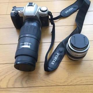 PENTAX - 一眼レフカメラ PENTAX EZ30 フィルム