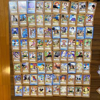 BANDAI - ONE PIECE カード 162枚