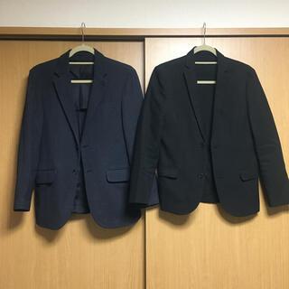 エイチアンドエム(H&M)の【6点セット】スーツジャケット・スラックス・セーター (セットアップ)