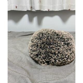 ザラ(ZARA)のふわふわ ロシアン帽💂🏼♀️🧡🧡🧡ブラウン系(ニット帽/ビーニー)