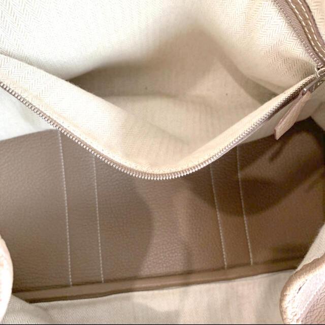 Hermes(エルメス)のHERMES/エルメス ガーデンパーティPM レディースのバッグ(トートバッグ)の商品写真