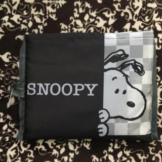 SNOOPY - スヌーピー   エコバッグ ショッピングバッグ