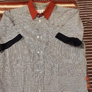 マルニ(Marni)のマルニドット柄シャツ半袖(シャツ)