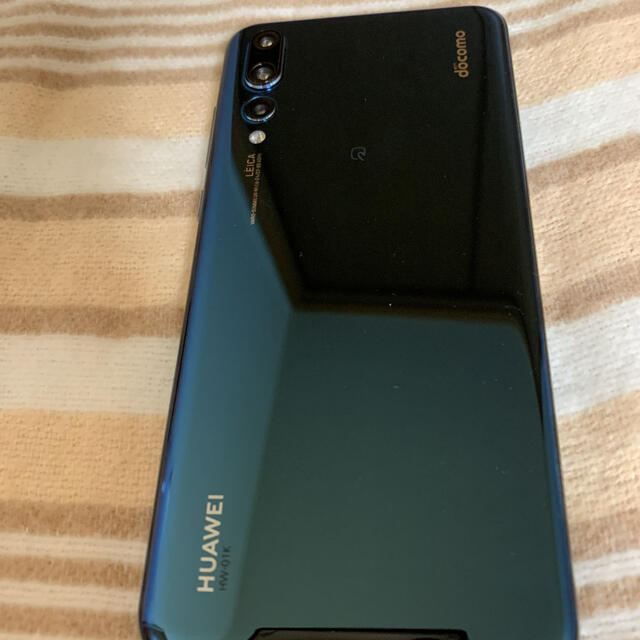 HUAWEI p20pro スマホ/家電/カメラのスマートフォン/携帯電話(スマートフォン本体)の商品写真