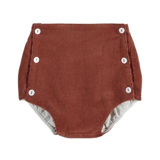 Little Cotton Clothes コーデュロイ ブルマ 12-18m
