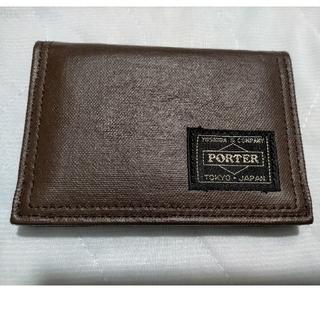 ポーター(PORTER)のPORTER FREE STYLE ポーター フリースタイル パスケース(名刺入れ/定期入れ)