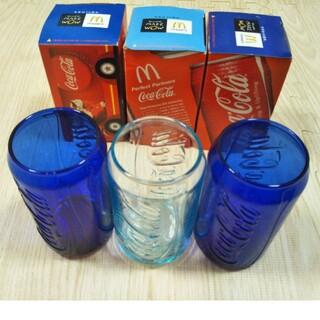 コカコーラ(コカ・コーラ)のコカ・コーラ グラス 3個セット(グラス/カップ)