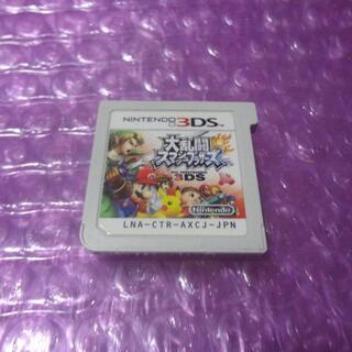 ニンテンドー3DS - ※カセのみ 3DS 大乱闘 スマッシュブラザーズ⇒送料無料