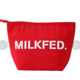 ミルクフェド(MILKFED.)のMILKFED. クーラーバッグ(弁当用品)