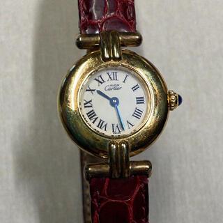 Cartier - カルティエ マストコリゼ アンティーク 腕時計 レディース